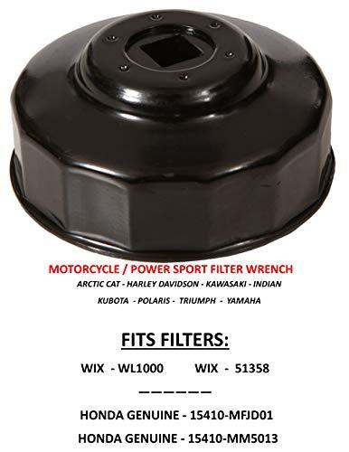 08 yz250f oil filter - 4