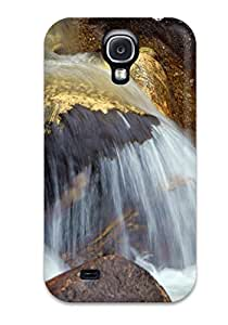 AnnaSanders PZabJOJ377pNOYs Protective Case For Galaxy S4(waterfall)