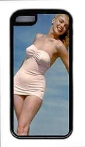 ipod touch 4 touch 4/ipad touch 4 - ipod touch 4 touch 4 Case DIY - DIY ipod touch 4 touch 4 Case cover Marilyn Monroe PC Black Case-MMipad touch 4TB027