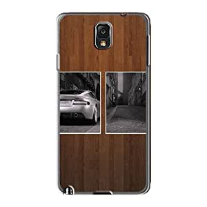 Faddish Phone Picture Wood Wall Case For Galaxy Note 3 / Perfect Case Cover