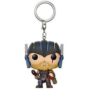 Amazon.com: Pop! Keychain: Thor Ragnarok - Thor: Funko Pop ...