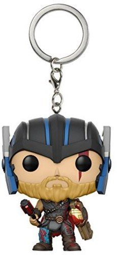 Funko Pop!- Keychain Marvel Thor (13781)