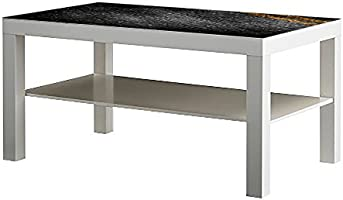 Forex PVC para Mesa IKEA Lack Personalizada Asfalto | Medidas 1,18 ...