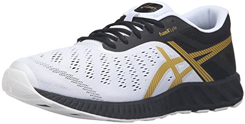 asics-mens-fuzex-lyte-running-shoe-black-rich-gold-white-105-m-us