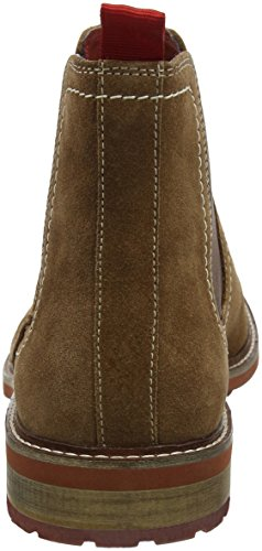 Joe Browns Herren Weekend Suede Chelsea Boots Braun (Tan)