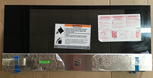 kenmore range door glass - 8