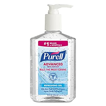 Amazon Com Purell 2008 03 Hand Sanitizing Spray 8 Fl Oz 236