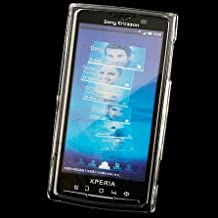 Crystal Clear Case for Sony Ericsson Xperia X10