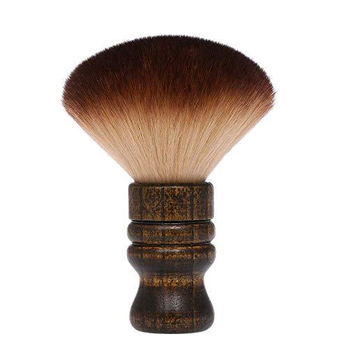 - Barber Neck Face Duster Brush Anself Soft Cleaning Hairbrush Hair Sweep Brush Nylon Hair ... (01#)