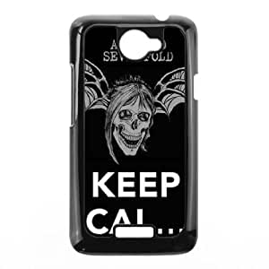 Avenged Sevenfold HTC One X Cell Phone Case Black gift pp001_9417197