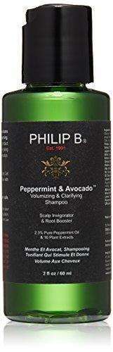 Price comparison product image Philip B Peppermint & Avocado Volumizing & Clarifying Shampoo