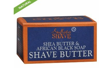 African Black Soap Shave Creme 6 oz by SheaMoisture Shave (Pack of 5) by Sundial Group, LLC