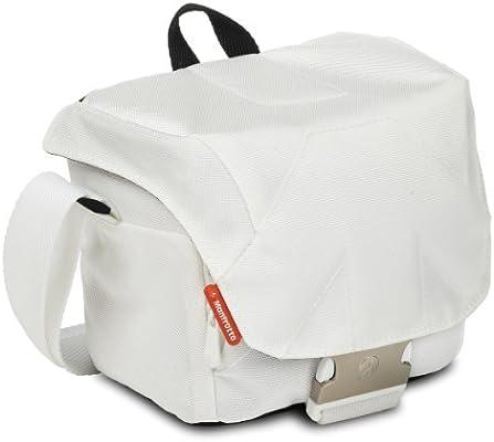 Cámara Digital Manfrotto Bella II Bolso de hombro para sistema d Compacta-Blanco