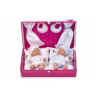 Munecas Arias - Elegance Dolls Piti Kids Twins