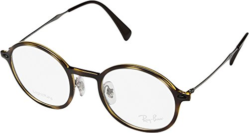 Ray-Ban Unisex 0RX7073 49mm Shiny Black One - $20 Bans Ray