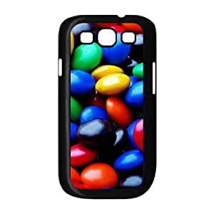 Candies Use Your Own Image Phone Case for Samsung Galaxy S3 I9300,customized case cover ygtg-340407