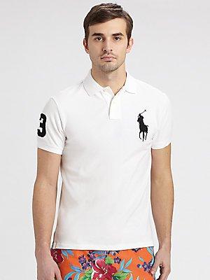 mens-polo-ralph-lauren-custom-fit-big-pony-mesh-shirt-small-white-black-pony