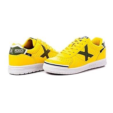 Munich G-3 Kid Profit, Zapatillas de Deporte Unisex niño, (Amarillo 940), 38 EU: Amazon.es: Zapatos y complementos