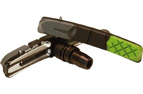 XLC Bremsschuhe Cartridge V-Brake BS-V06 4er Set 72 mm, mehrfarbig, 2500385100