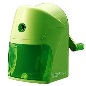 Kutsuwa STAD super seguro sacapuntas de escritorio RS015GR verde
