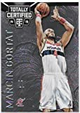 Marcin Gortat 2014-15 Totally Certified Washington Wizards Card #84