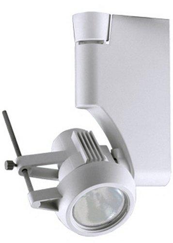 Jesco Lighting HMH270P2039-S Contempo 270 Series Metal Halide Track Light Fixture, PAR20, 39 Watts, Silver -