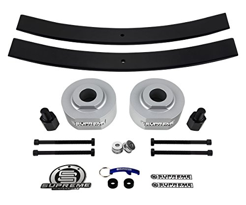 Supreme Suspensions - 4WD Ford Explorer Lift Kit 2