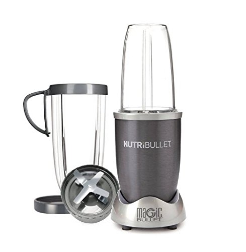 Magic Bullet NutriBullet Nutrition Extraction Mixer/Blender, As Seen on TV -8 piece (Nutribullet As Seen On Tv)