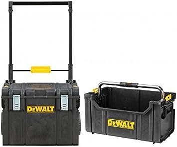 DEWALT DWST81683 TOUGHSYSTEM caja de herramientas con ruedas y ...