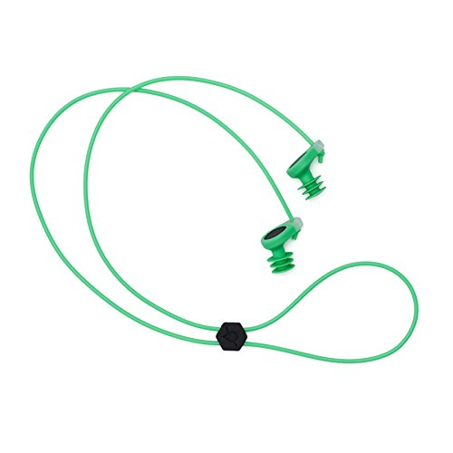 Surf Ears Junior Ear Plug One Size Green