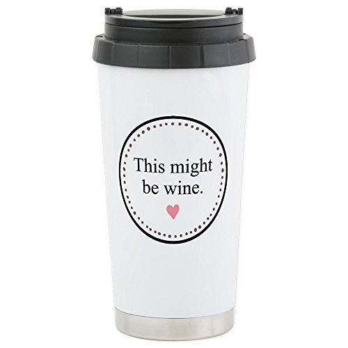 CafePress Travel Stainless Insulated Tumbler