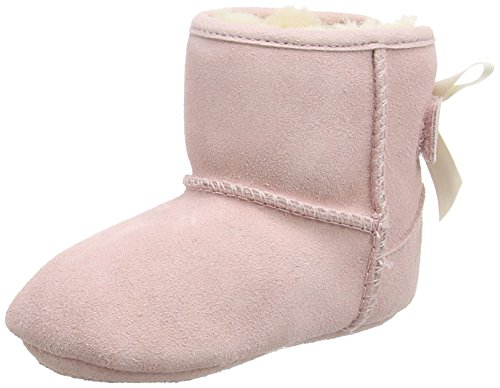 UGG I JESSE BOW Boot, BABY PINK, 4/5 M US Toddler