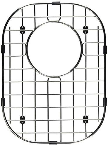 Houzer BG-1400 Wirecraft Kitchen Sink Bottom Grid, 9.62-Inch by 13.12-Inch - Stainless Steel Wire Bottom Grid