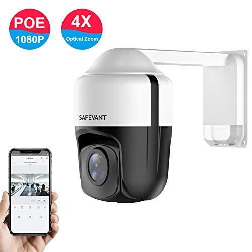 Auto Zoom Surveillance Cameras - 8