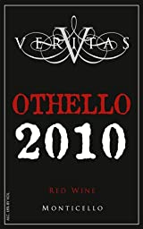 2010 Veritas Othello Port 375 mL