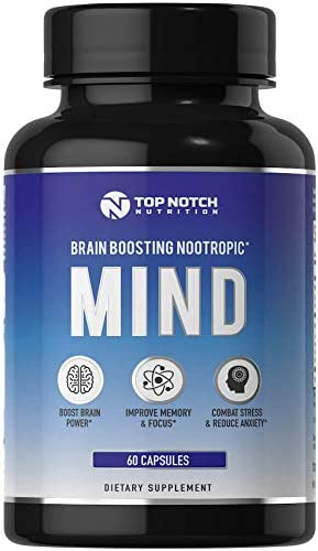 Nutrition Nootropic Supplement Featuring Experience product image