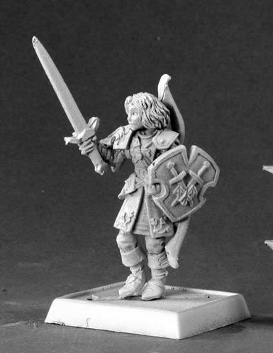 Acacia Ivy Crown Sergeant Warlord Miniatures By Reaper