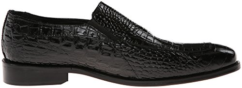 Stacy Adams Mens Parisi Slip-on Loafer Zwart