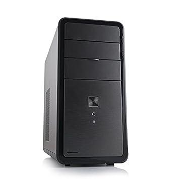 Modecom Mini Loki Mini-Tower Negro Carcasa de Ordenador ...
