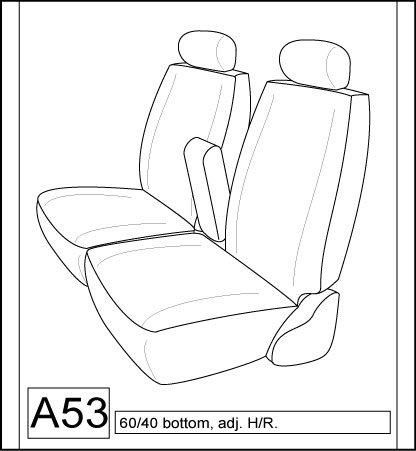 Amazon Com Durafit Seat Covers T772 V7 Toyota Tacoma 6040 Split