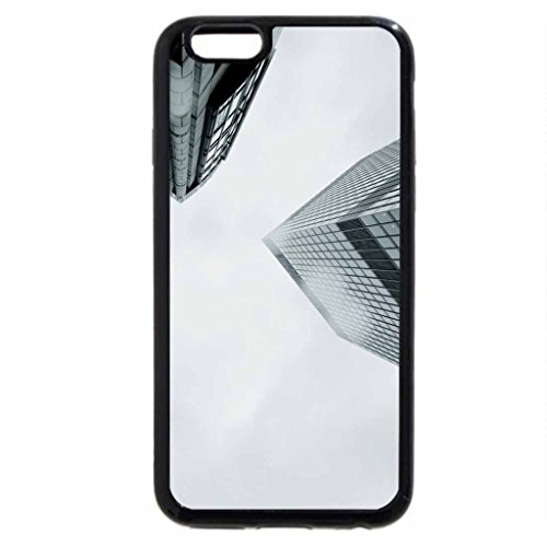 iPhone 6S / iPhone 6 Case (Black) The city of London
