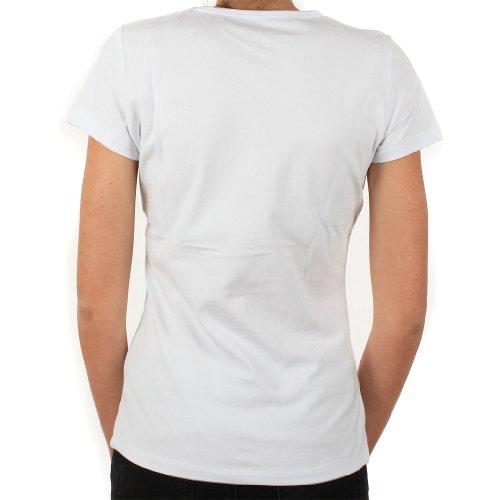 Camiseta Color London Mc Jeans Pepe Blanco Fleur RXax8xqI