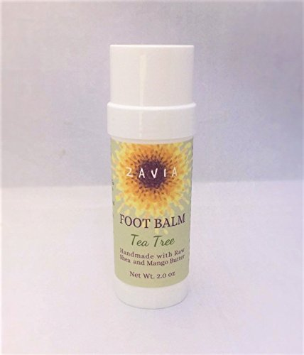 Zavia Handmade All Natural Foot Balm