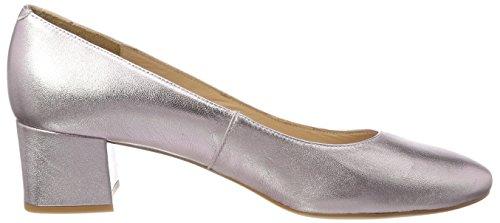 Unisa Women's Kermes_18_LMT Closed Toe Heels Pink (Lilium Black) 8oQXeMHw