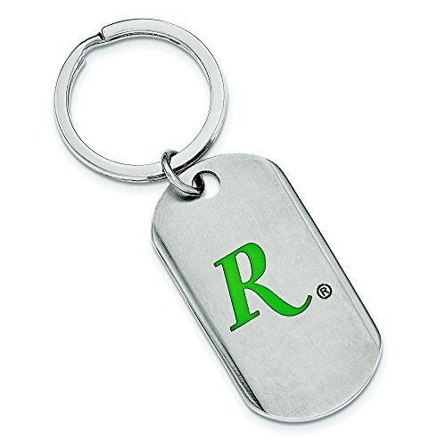(Remington Guns Stainless Steel Key Chain Key Ring)
