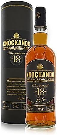 Knockando 18 Años - Slow Matured