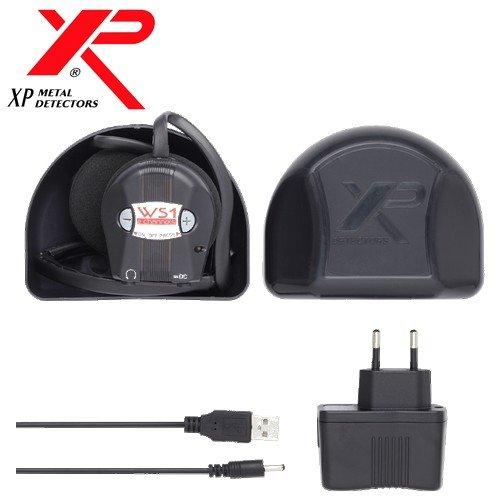 Metal Detectors Xp-Detector De metales Gmaxx Ii-frecuencia 4,6 Khz. disco 22,5 Cm, incluye protector para disco duro Dd-ajustes por Potentiometres ...