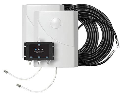 Dual Antenna Kit - Wilson Electronics Dual Antenna Expansion Kit, 75 Ohm