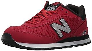 54fdcaa1a91e6 New Balance Men's 515v1 Sneaker, Tempo Red/Silver, 10.5 D US ...