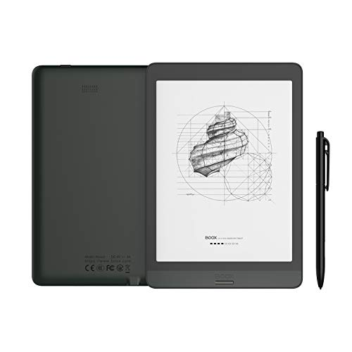 BOOX Nova3 7.8 ePaper, 300 DPI, Front Light, Android 10 Digital Paper E Ink Notepad